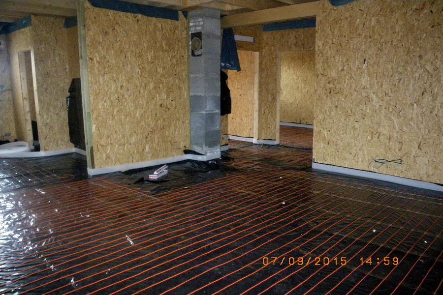 elektrické podlahove kúrenie