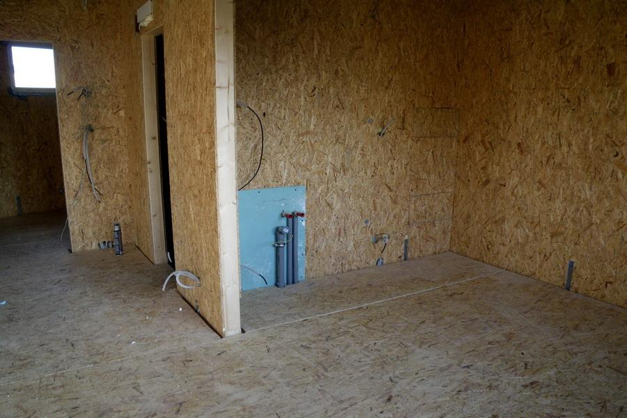 montáž suchej podlahy