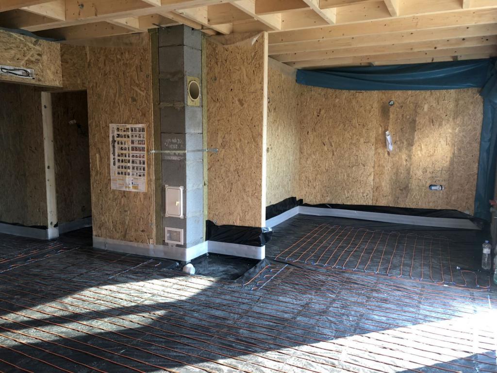 elektrické podlahové kúrenie