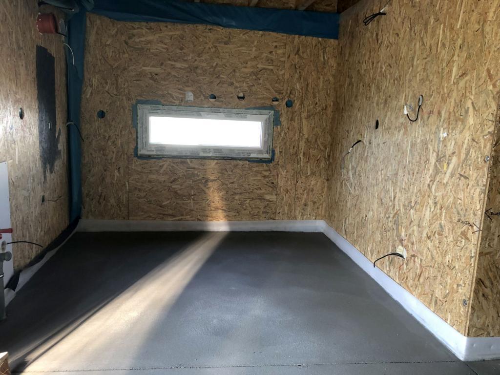 montáž betónových podláh