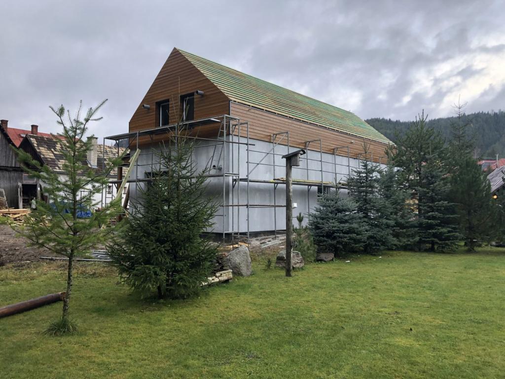 Nízkoenergetický dom Vernár