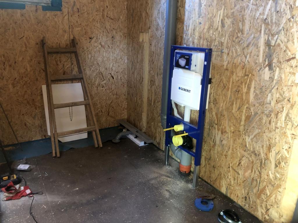 montáž vody a kanalizácie