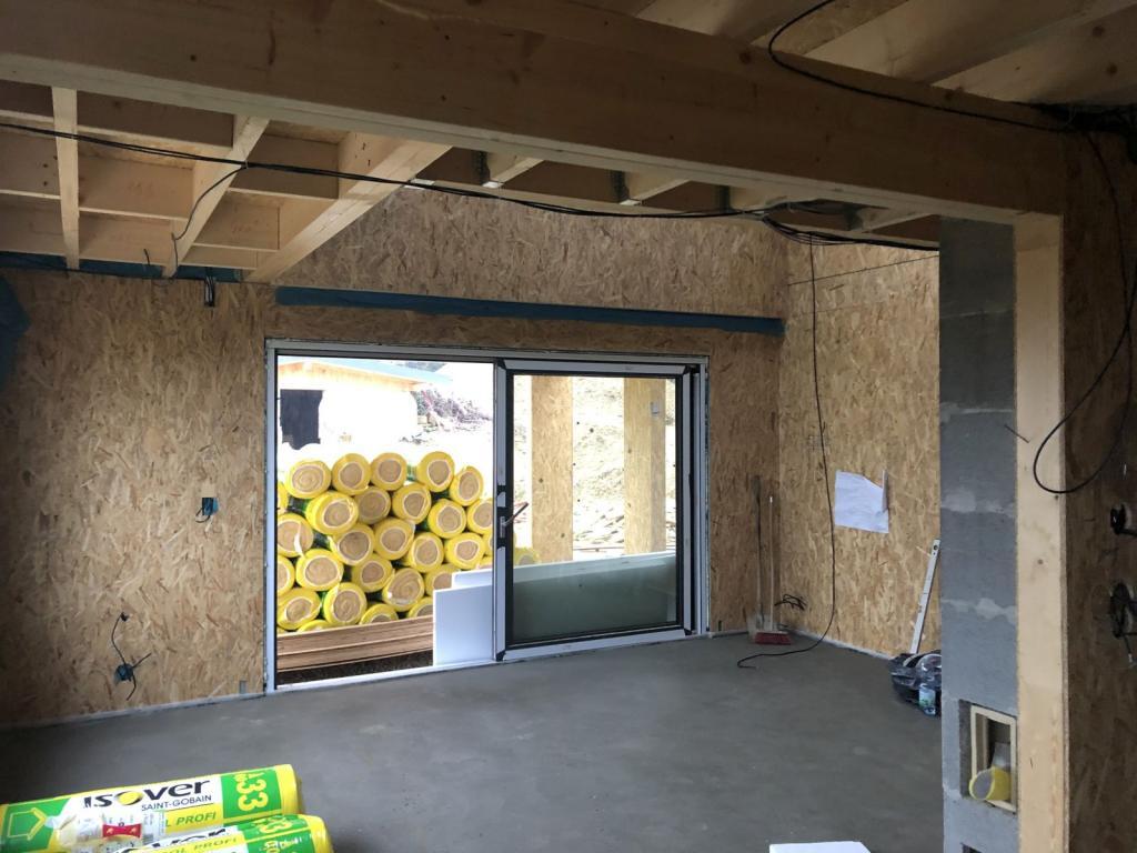 montáž betónovej podlahy